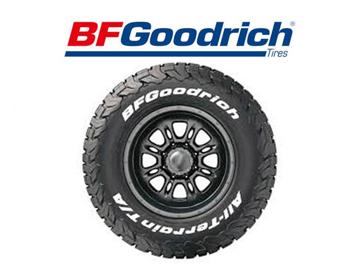 BF Goodrich Promotion