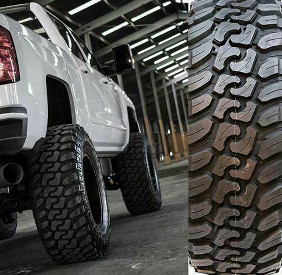 Patriot Mud Tires