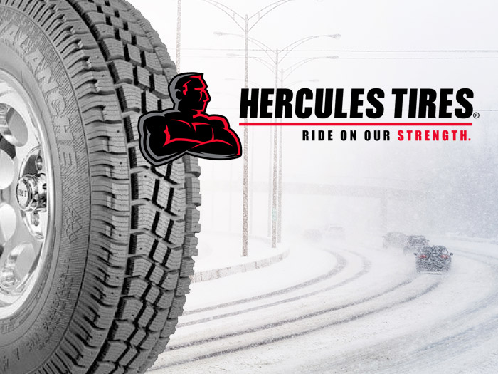 Hercules Winter Promotion