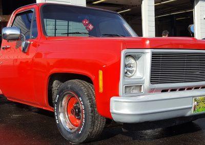 1980 Chevy Custom