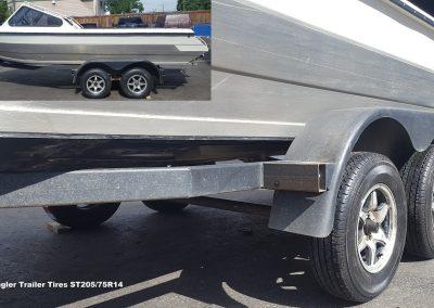 Radar Angler Trailer Tires